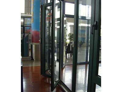 Porta a soffietto in alluminio  Estrusioni in alluminio  Fenglu